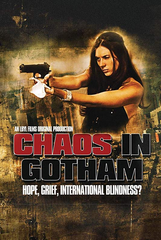 Chaos In Gotham The Uninvited Guest