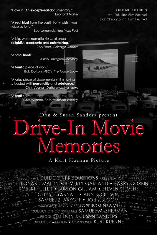 Drive In Movie Memories