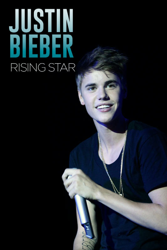 Justin Bieber: Rising Star