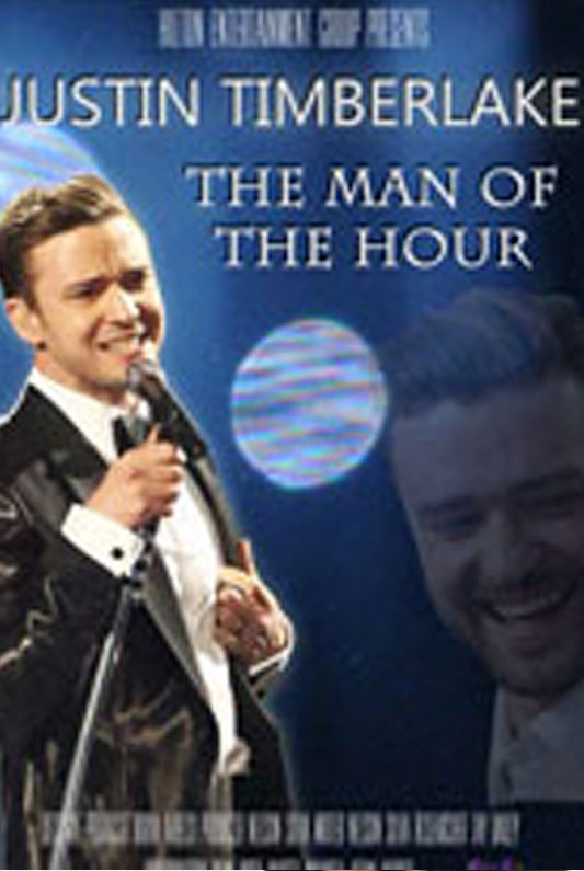 Justin Timberlake – The Man of the Hour